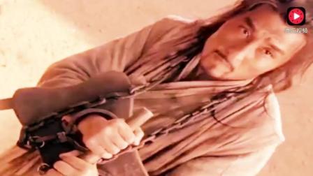 水浒传: 林冲被羞辱, 看他是如何一棍定乾坤的, 爽
