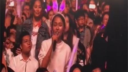 周杰伦地表最强杭州演唱会, 小仙女小姐姐点歌环节可以说是很六了!