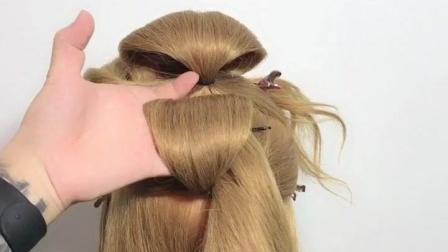 秀禾中式新娘发型