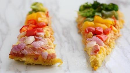 中式面点大师教你们做花样面食教程, 桃子花卷