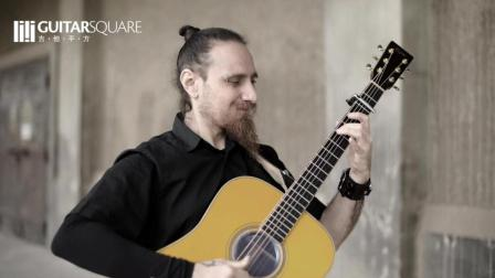 吉他平方 Gavino Loche <Getaway> (P.Finger)By Kane 吉他
