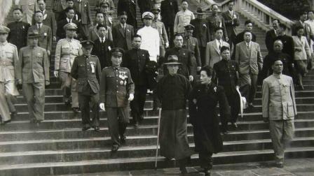 """国民党军如果评选""""十大元帅"""", 这十个人就是最佳人选"""