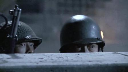日裔美军士兵, 攻袭屋里的敌军