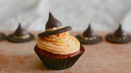 万圣节的美味甜品, 巧克力、奥利奥、奶油、蛋糕, 一个全部搞定!