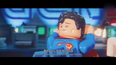 乐高蝙蝠侠大电影: 反派小丑在蝙蝠侠心中没有地位, 小丑的心都碎了