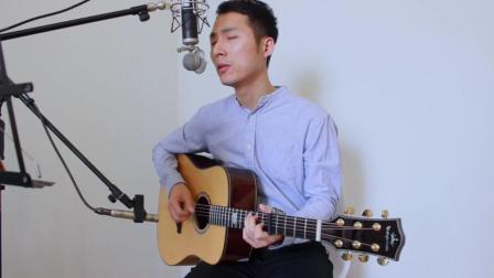 汪小敏《不枉》靠谱吉他蔡宁编配演奏 卡马G1单板吉他