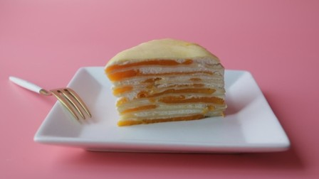 芒果千层蛋糕, 煎皮无能