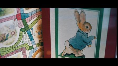 祝小兔: ZHU在英伦EP09: 波特小姐的童话不是人的