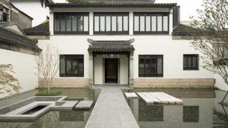 日本霍建华爆改苏州老园子, 连作品都继承了设计师的颜值