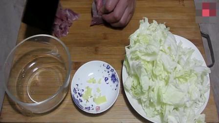 舌尖上的中国: 猪肉与白菜唯一的搭配做法, 这样做出味而不浪费!