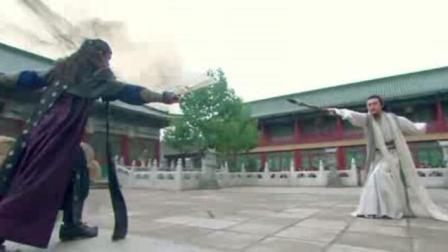 2014版《神雕侠侣》黄蓉的师兄大战金轮法王的徒弟
