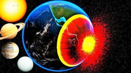 太阳系中各个星球发出的声音, 土星发出的声音好像地狱般的哀嚎!