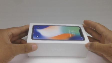 帅呆! iPhone X全球首发开箱: 手势操作太意外! 一点都不卡!