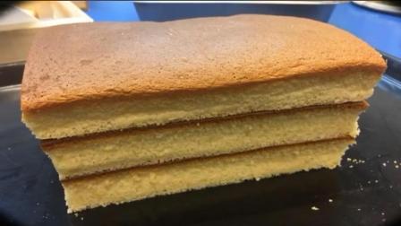 日式蜂蜜蛋糕烤箱做法 味道醇厚更健康
