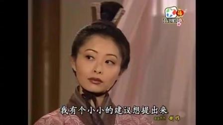 TVB封神榜: 经李靖描述 轩辕帝当年靠三支神箭才打败蚩尤