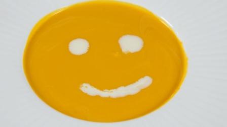 万圣节, 料理达人手把手教你煮超简单, 奶油南瓜汤!