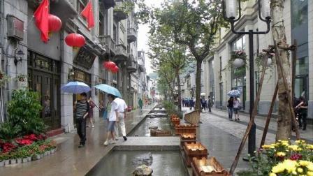 杭州旅游南宋御街, 南宋都城临安一条主要街道, 临安城的中轴线