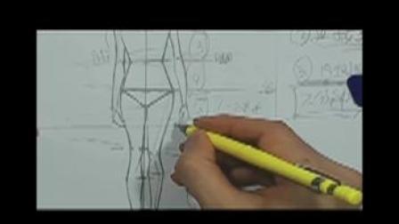 服装设计手绘教程_服装设计手绘学习视频