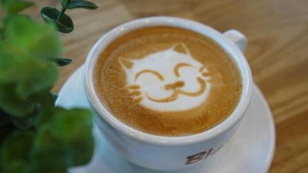 有咖啡, 怎么能少一只慵懒的猫咪? 教你做可爱的猫咪拉花, 速GET