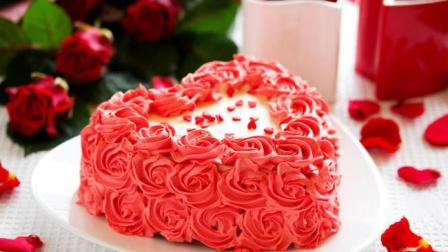 奶油蛋糕做法教学-裱花装饰是真的麻烦