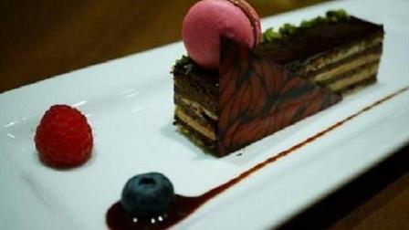法式经典甜品-歌剧院蛋糕快速教程