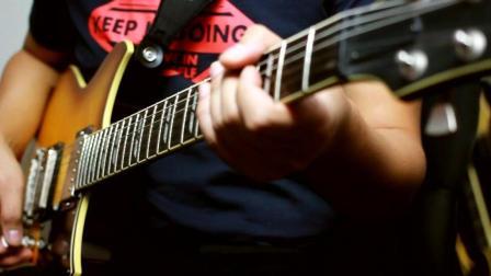 """电吉他solo翻弹演奏""""Purple Rain"""", 这真是太经典了"""