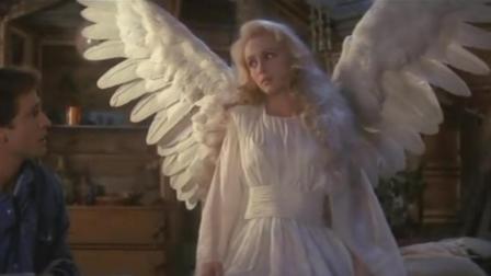 几分钟看完温情爱情片《天使在人间》天使与屌丝男谈恋爱