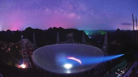 中国射电望远镜可探测到月球上的人打手机, 美国这下慌了