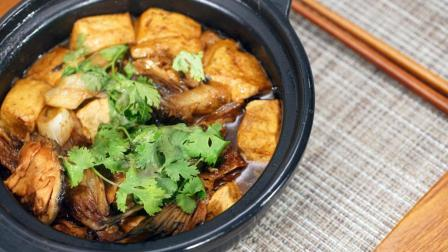 双十一关爱单身狗, 晚餐就要暖胃又暖心的三文鱼砂锅!