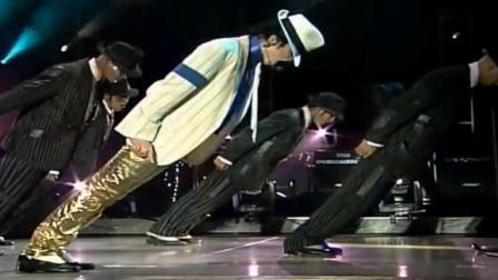 为什么迈克尔·杰克逊能跳45°倾斜舞步? 今天为你揭开猫腻