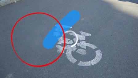 求大神P掉地上的自行车! 小米手机新功能! 轻松一划不求人!