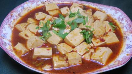 教你正宗的麻婆豆腐做法、比饭店的都好吃、关键一看就学会