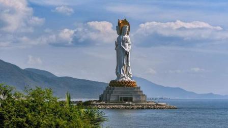 世上最高的两尊佛像都在中国, 秒杀自由女神像