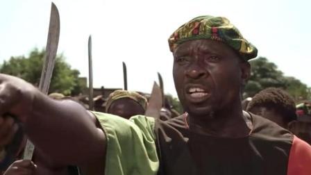 七分钟看完, 非洲叛军与军种族大战争电影《卢旺达饭店》