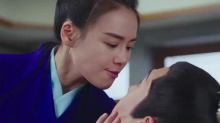 将军在上: 叶昭强吻赵玉瑾被弄伤, 遭属下嘲笑