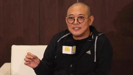 李连杰爆料《功守道》拍摄幕后, 马云连毙20个剧本, 钦点文章当导演!