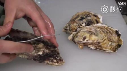 日本街头美食, 扇贝海鲜刺身