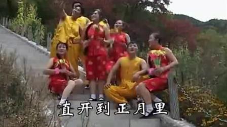 农村秧歌小曲《十月怀胎》真好听 没想到农村还有这么优美的小曲