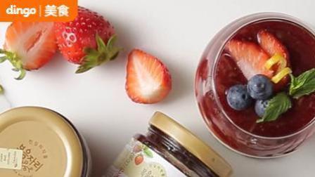dingo 吃什么 2017 做一个草莓果酱布丁就这么简单 77