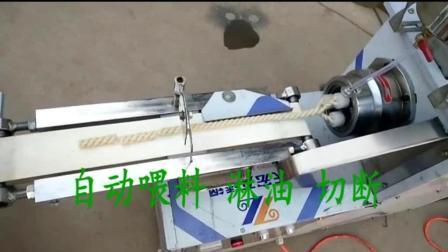厂家直销北京小麻花机器价格香酥麻花机