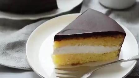 美味甜品, 在家自己就能做巧克力芝士蛋糕
