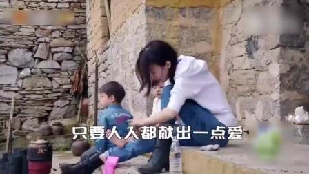 """有一种幸福叫做别人家的妈妈, 霍思燕叫小泡芙""""儿媳妇"""""""
