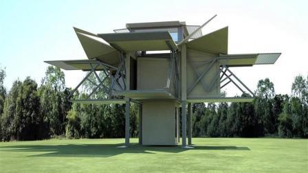这栋房子10分钟就能盖好, 售价100万, 你买吗?