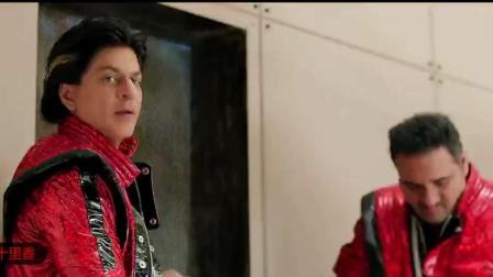 新年行动, 沙鲁克汗演技炸裂了, 不愧是印度宝莱坞影帝!