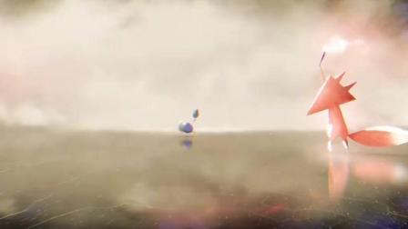 宁静唯美动画短片《狐狸与鲸鱼》