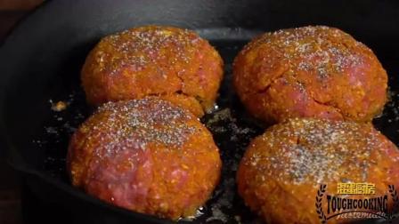 你肯定没见过的11种汉堡制作方法
