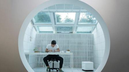 0室0厅, 50㎡住得像个园林