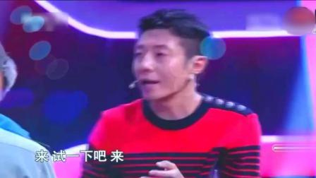 撒贝宁问杨利伟, 这衣服多少钱? 杨利伟回答亮了!