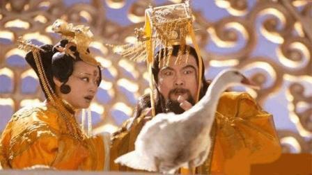 胡狼作品:蟠桃园里的秘密 王母娘娘和玉帝到底什么关系? 823