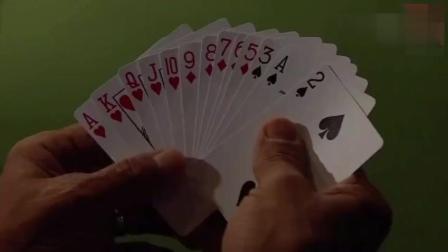 四个赌王聚在一起锄大地, 虽都不出老千, 但算牌实在太厉害了